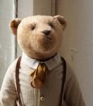 Плюшевый мишка тедди в одежде купить петербург