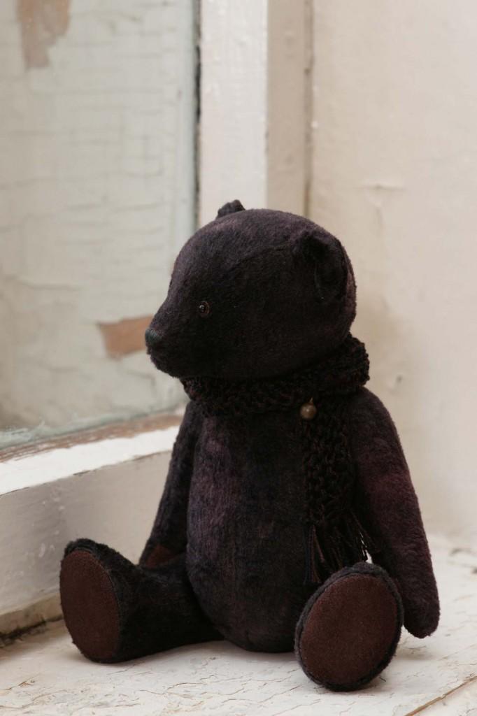 Плюшевый мишка игрушка ручной работы
