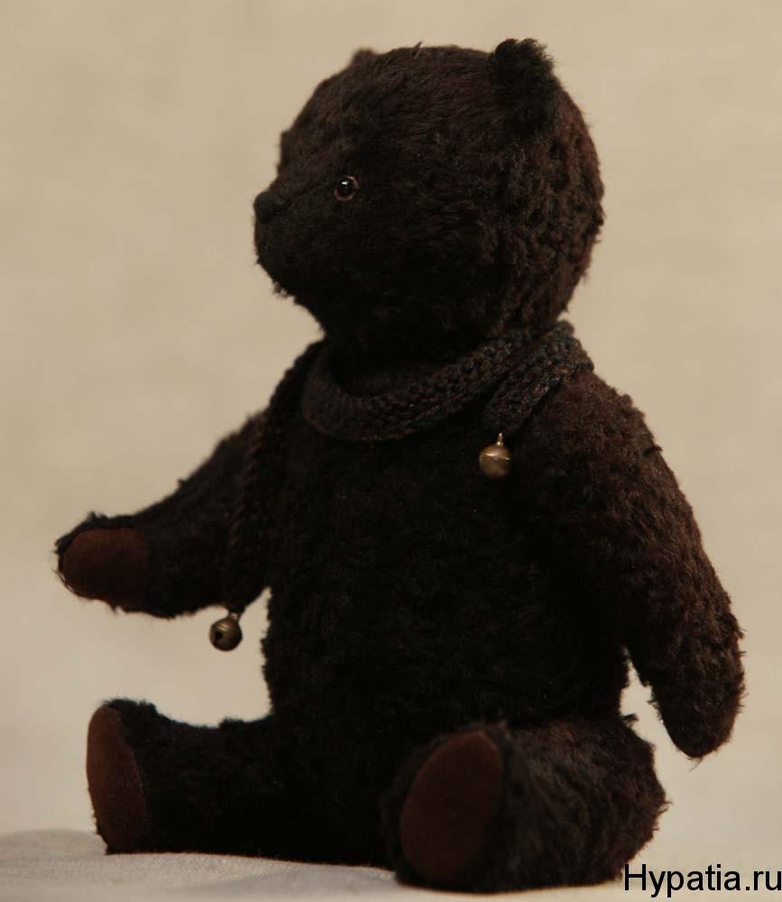 Пушистый мишка Тедди
