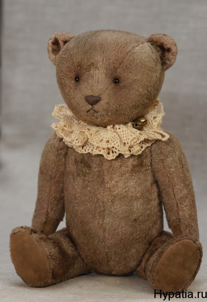 Гипатия мишки ручной работы. hypatia teddy bears