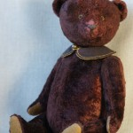 teddy bear old stile by Hypatia
