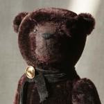 Состаренный медведь ручной работы.