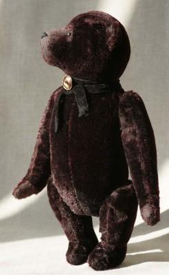 Мишка в стиле английский антикварный медведь тортюр