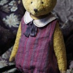 teddy bear ooak girl