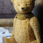 Old teddy bear by Hypatia
