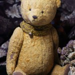 OOAK teddy bear by Hypatia