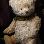 медведь из итальянской вискозы
