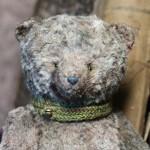 Forrest. Teddy bear ooak.