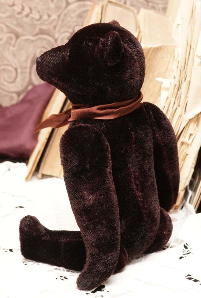 Винтажный английский медведь тедди