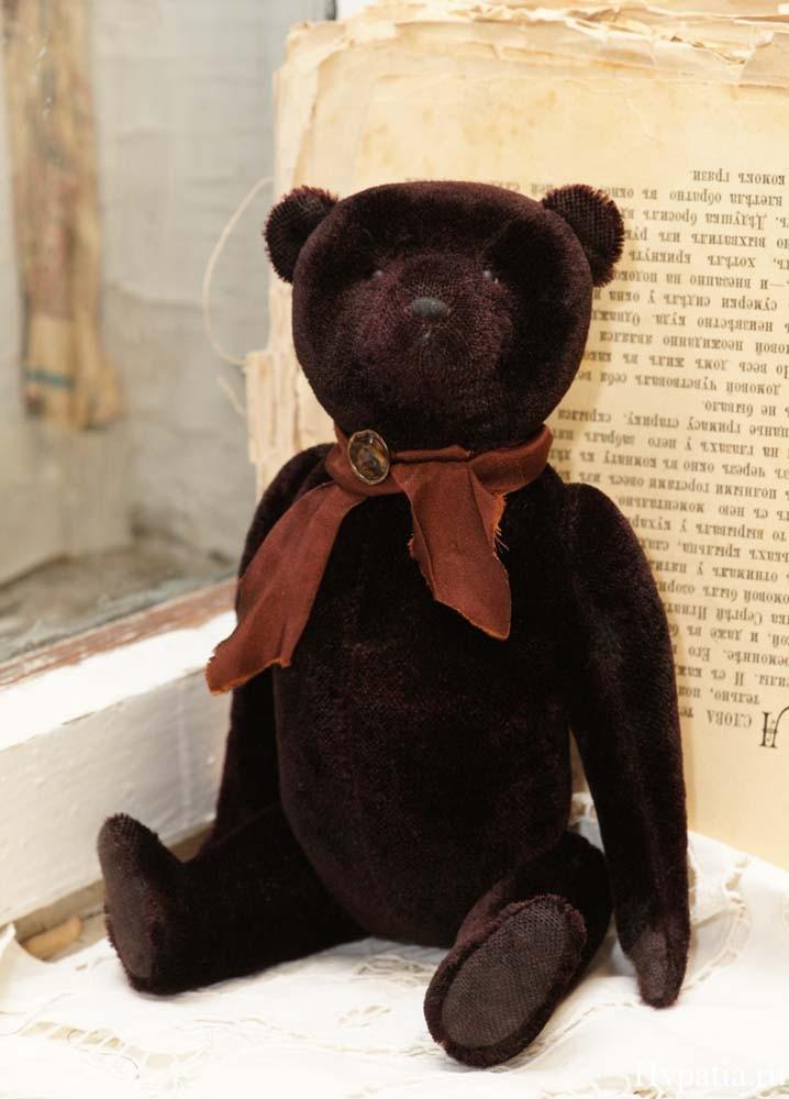 черный медведь тортюр