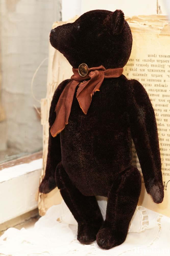Грегори, английский мишка