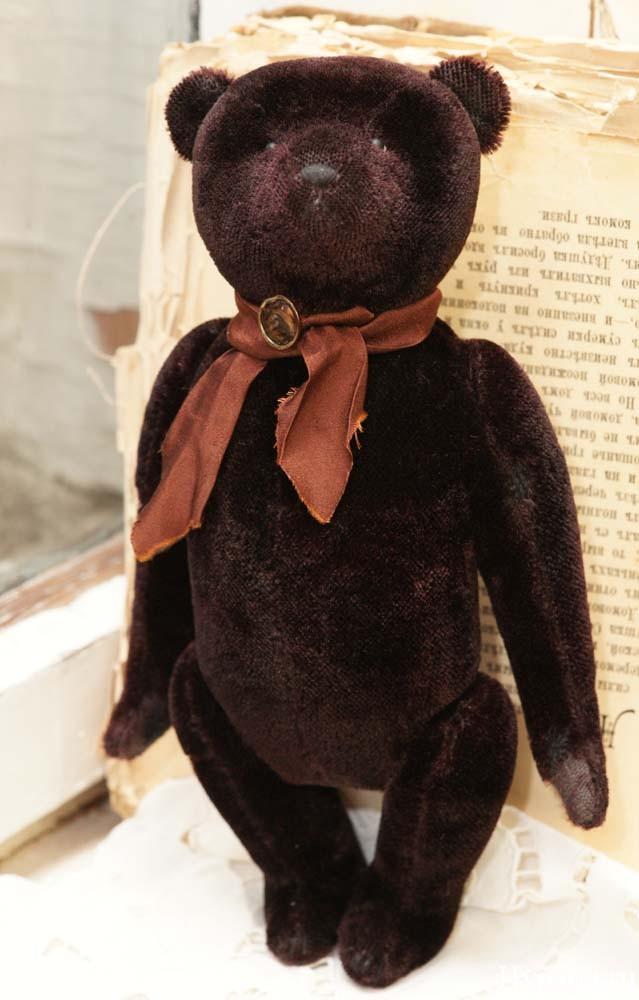 Классический английский медведь тедди