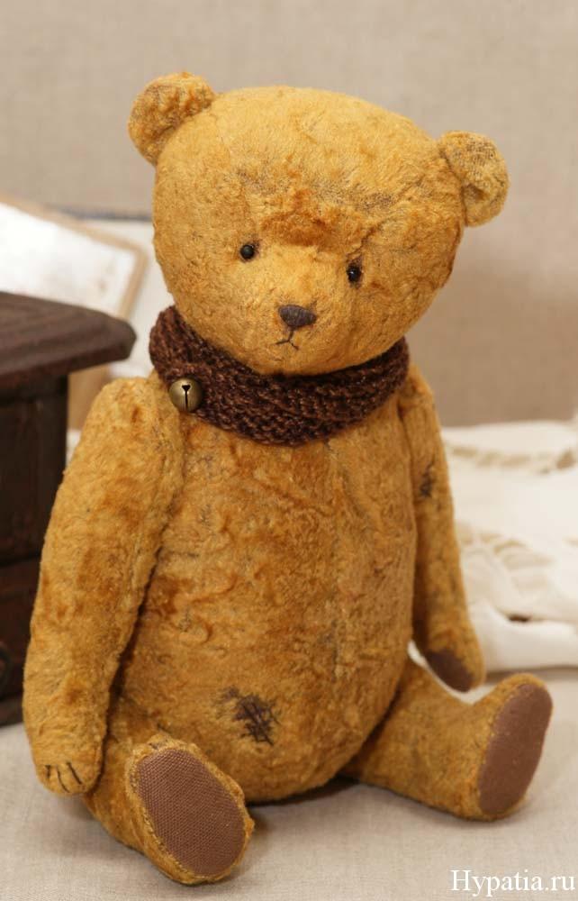 Авторский медведь тедди