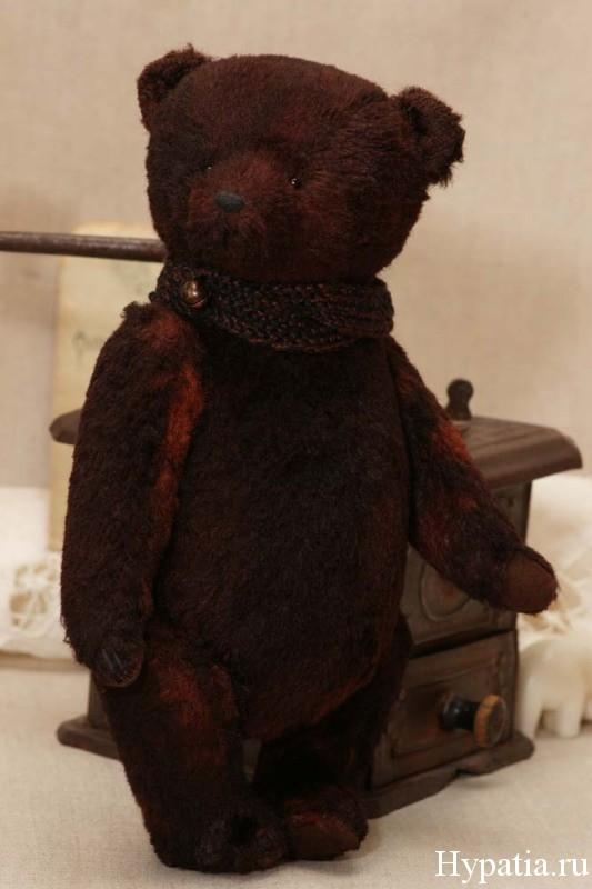 Авторский плюшевый медведь