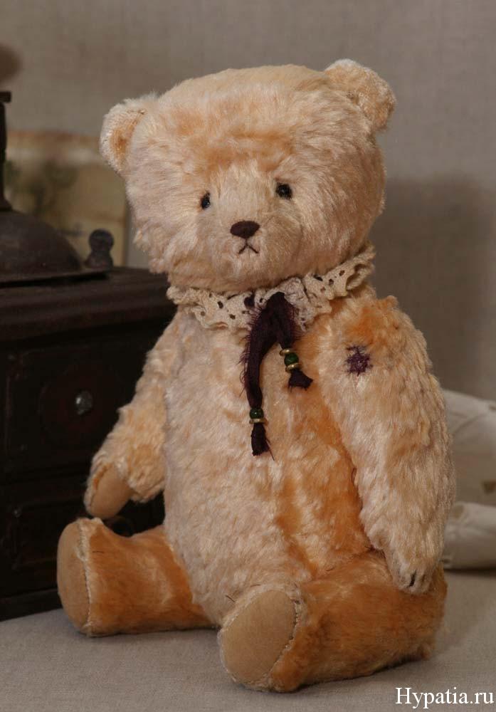 традиционный плюшевый медведь