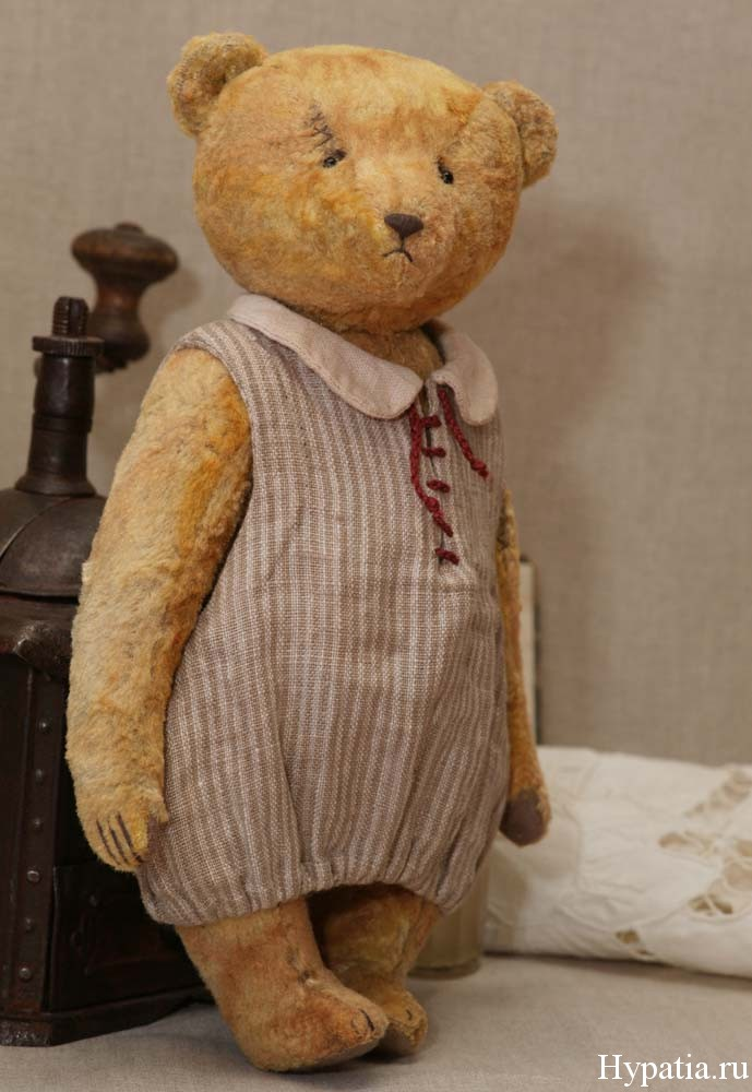 teddy bear ooak