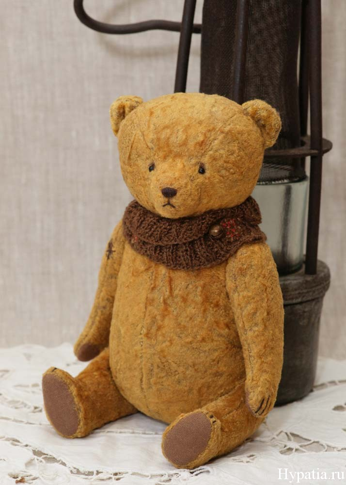 Авторские медведи Гипатии