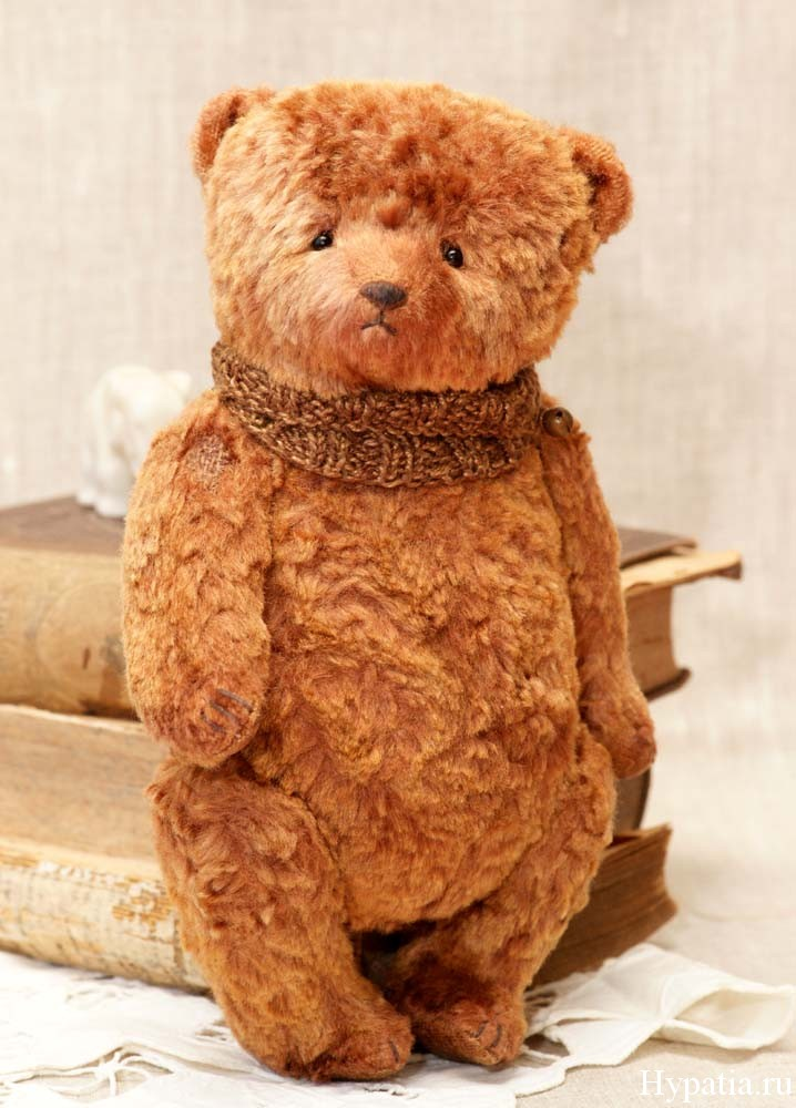 Artist teddy bear OOAK