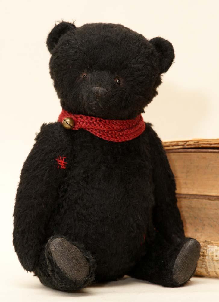 Авторский медведь Тедди. Гипатия мишки.
