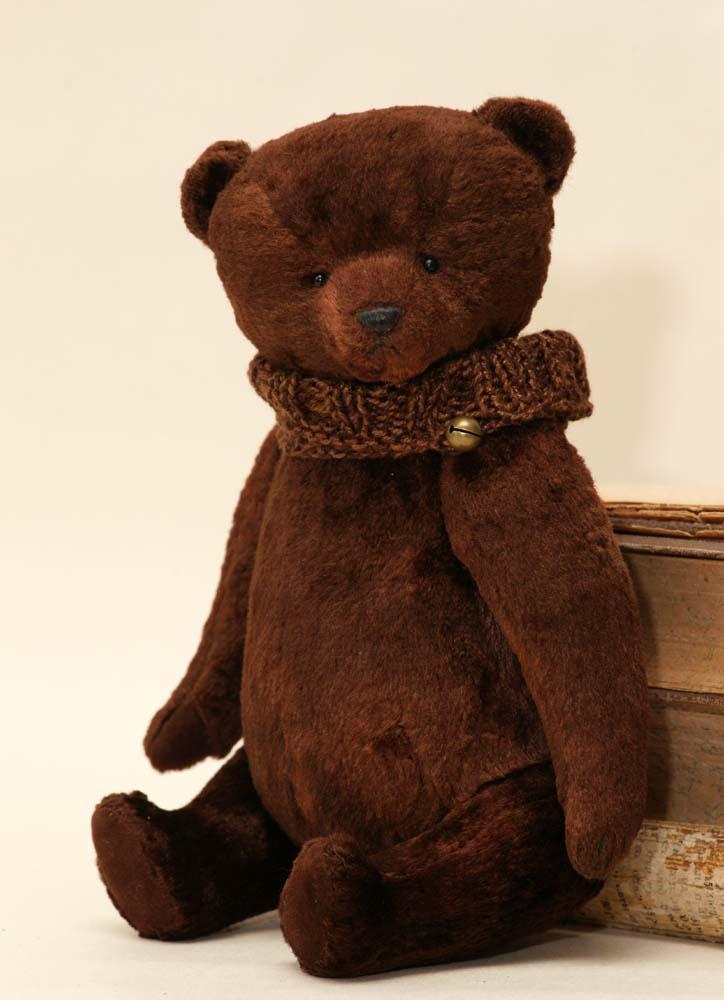 Коллекционные медведи Тедди, Гипатия.