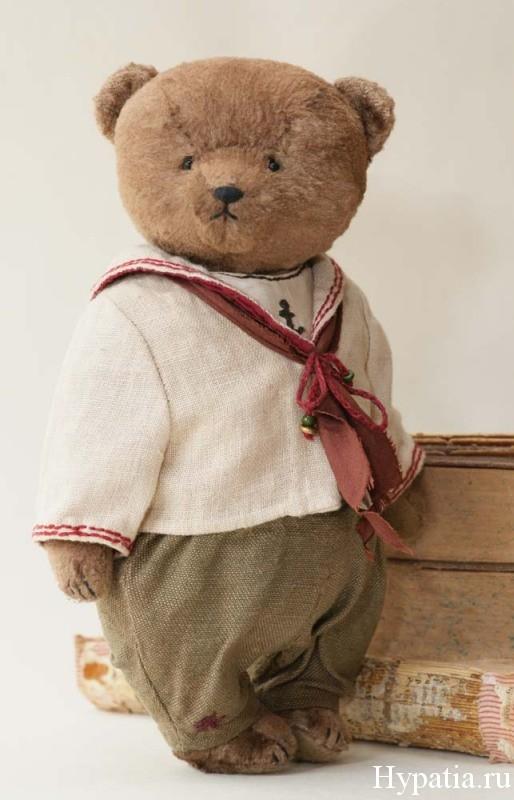 Матросский костюм для медведя мальчика ретро начала XX века.