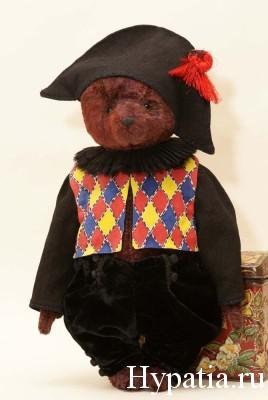 Коллекционные медведи, куклы, Гипатия