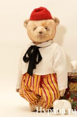 Плюшевые мишки Тедди в одежде, Гипатия