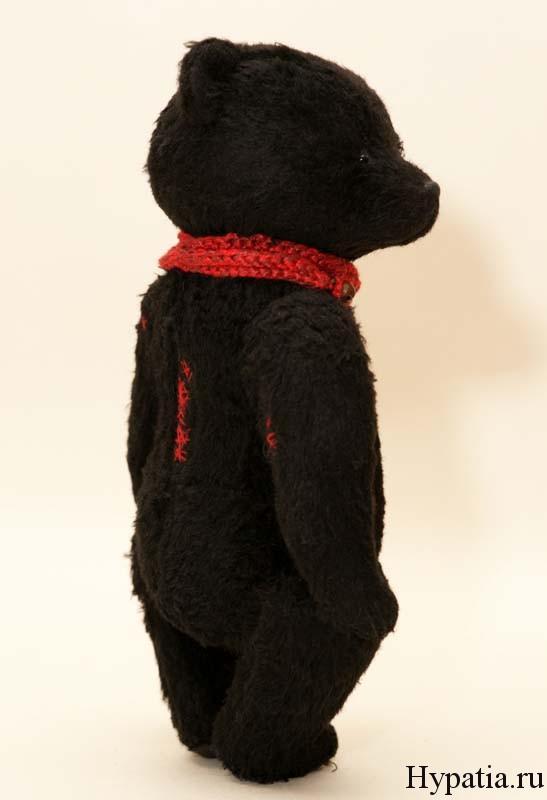 Винтажный медведь ручнй работы состаренный