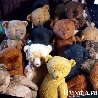 Купить мишку тедди в СПб