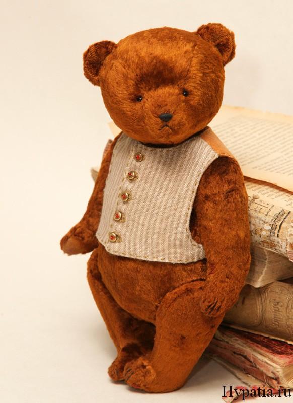 Авторские медведи ручной работы