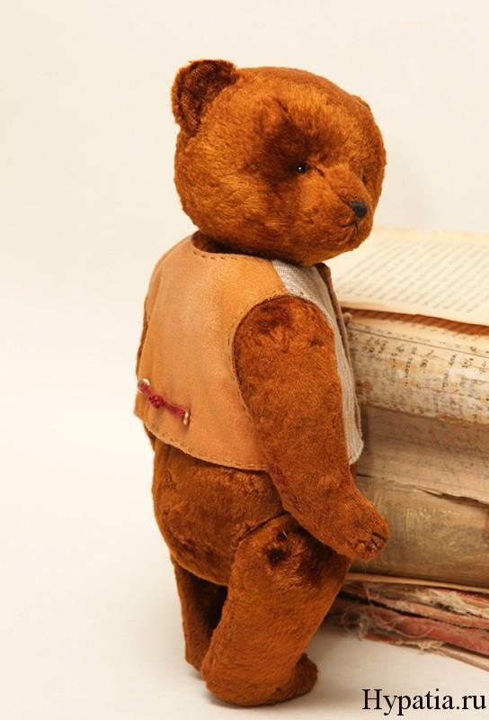 Жилетка для мишки Тедди