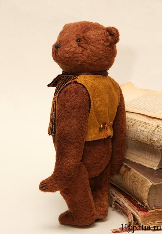 Медведь в жилете