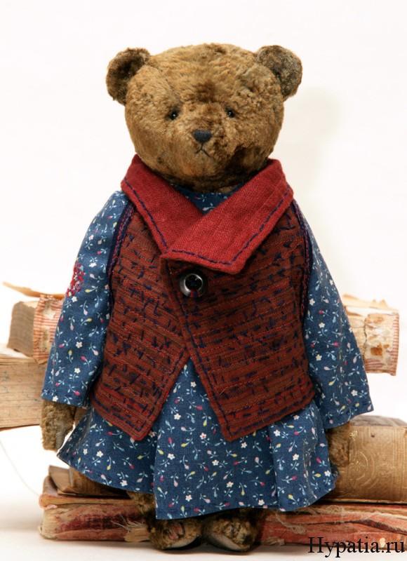 Купить мишку Тедди в платье