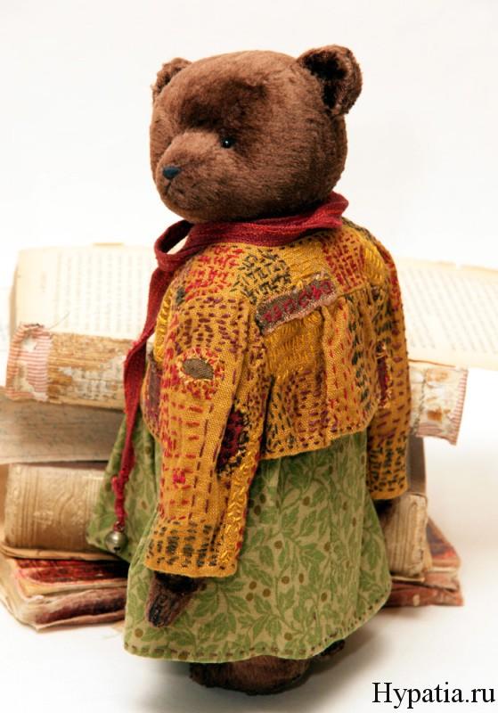 Авторский медведь Тедди СПб купить