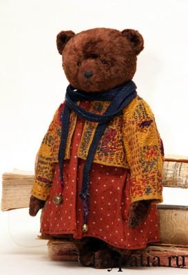 Купить авторского медведя