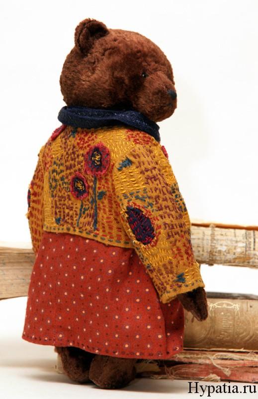Плюшевые медведи ООАК
