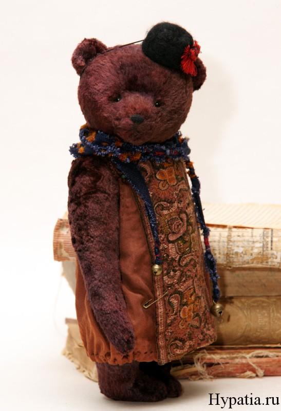 Французский стиль мишка Тедди.