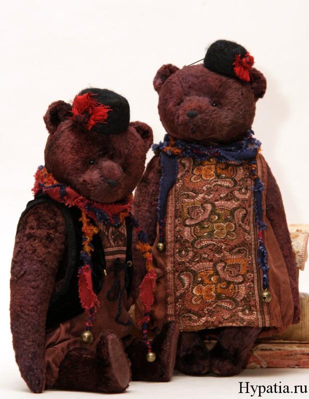 Коллекционные мишки Тедди
