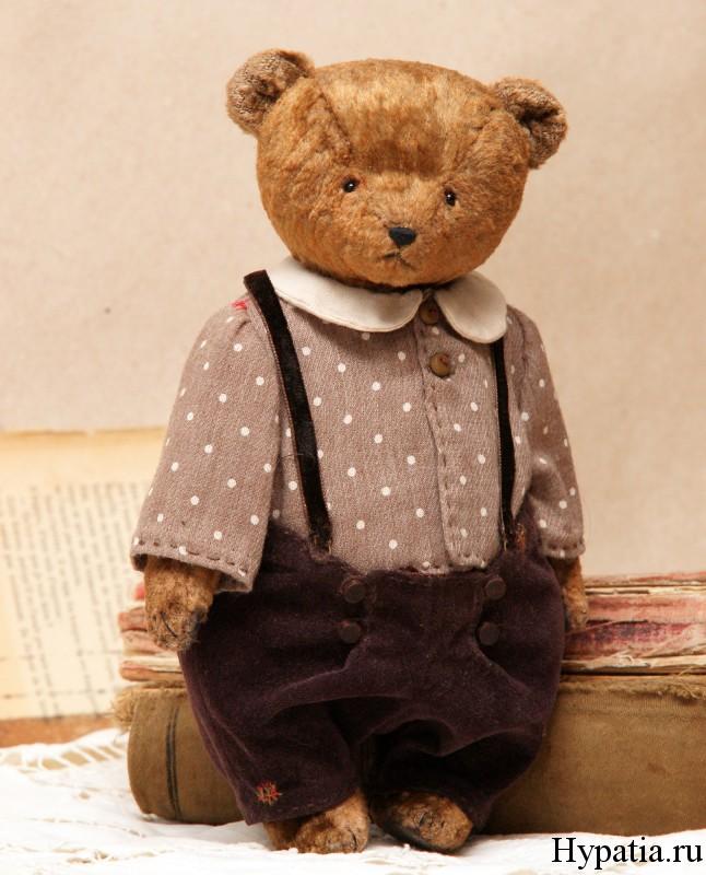 Купить плюшевого медведя тедди