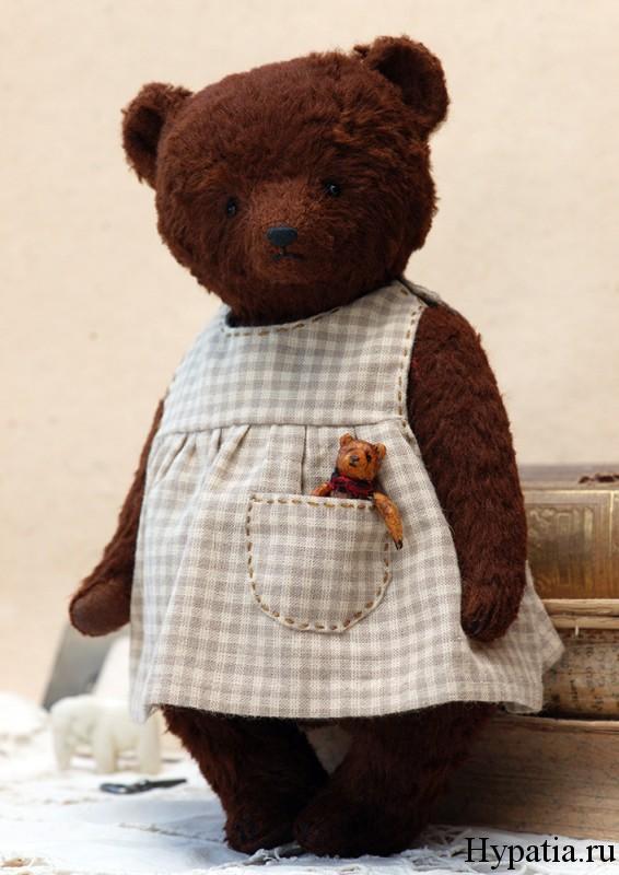 Винтажные мишки Тедди