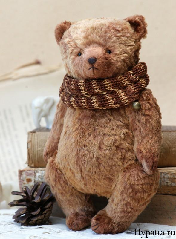 Интерьерные медведи хендмейд