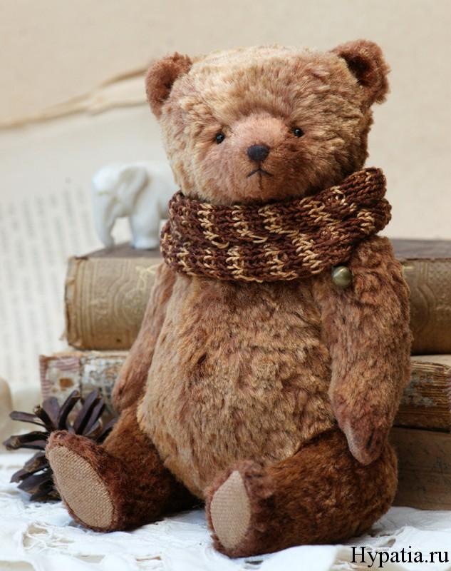Авторский медведь handmade
