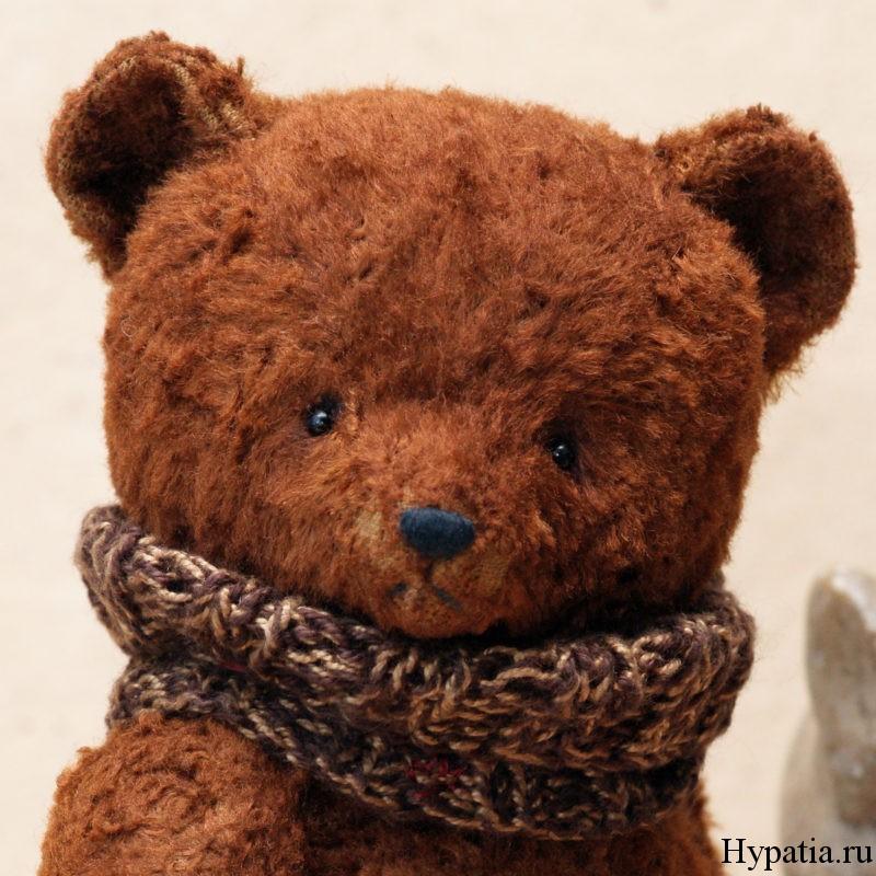 Медведь тортюр состаренный