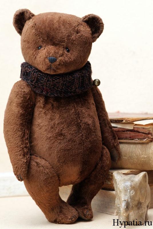 Плюшевые медведи ручной работы