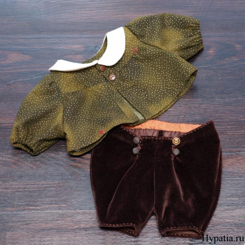 Кукольная одежда ретро