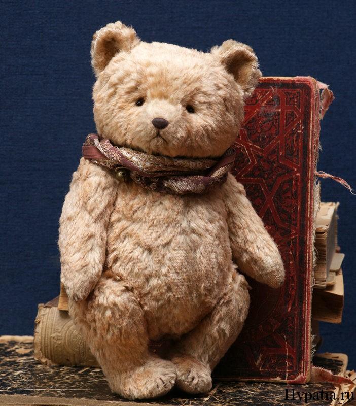 Коллекционный медведь хендмейд