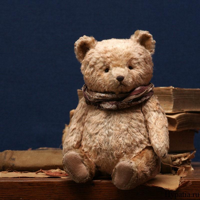 Коллекция игрушек медведи