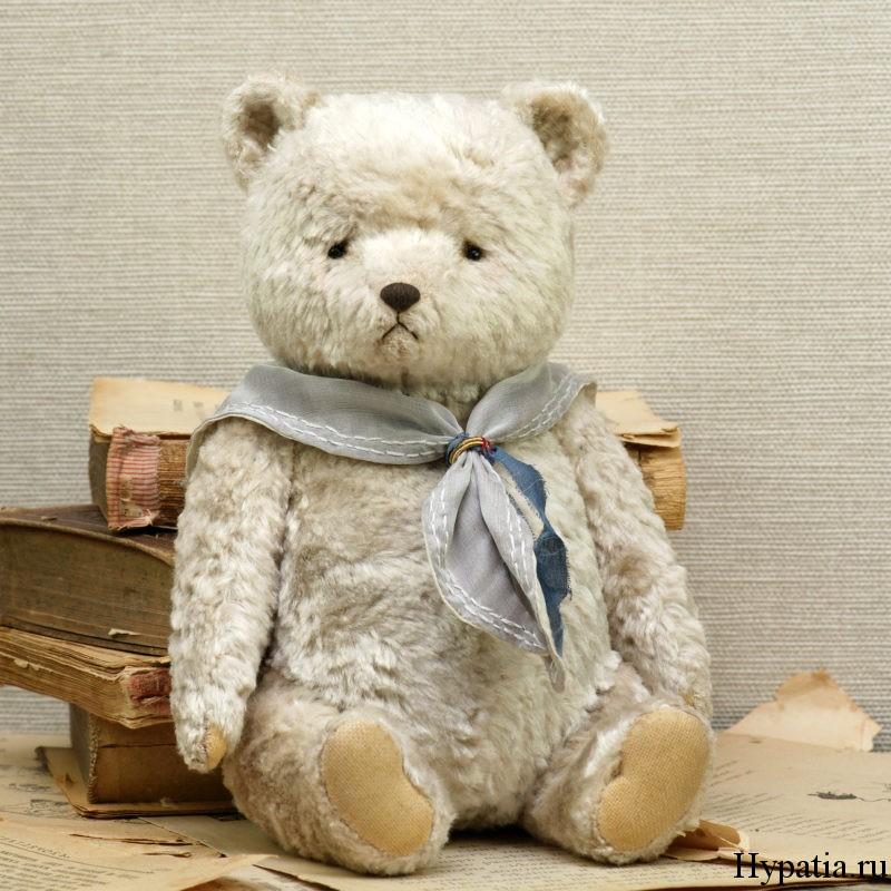 Тедди медведь хэндмейд