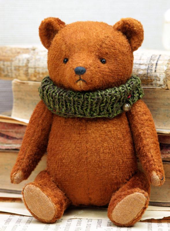 Плюшевый медведь игрушка