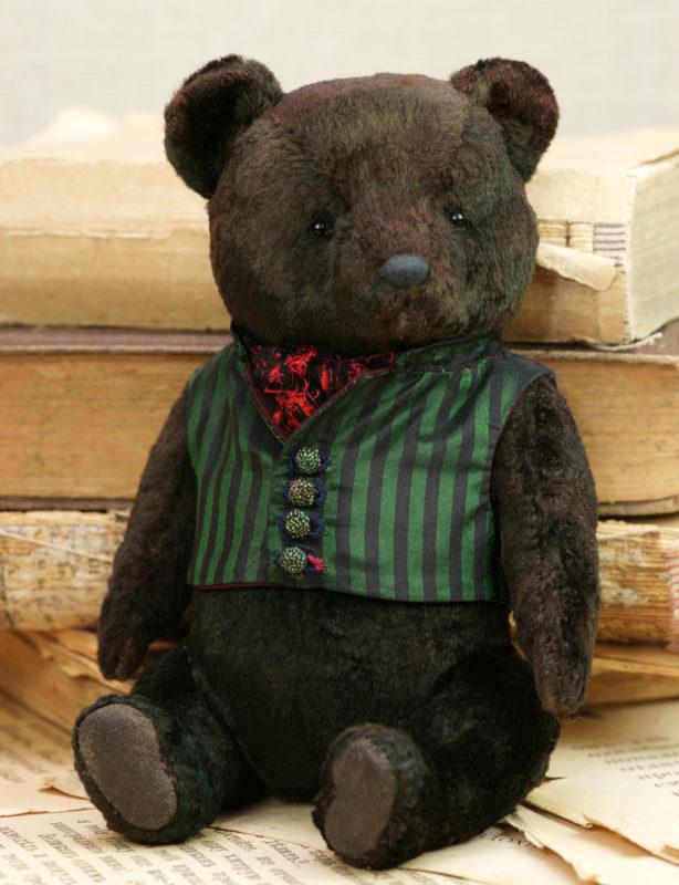 коллекционный медведь в подарок на день рождения